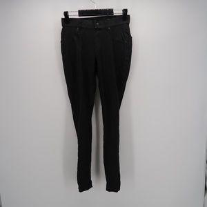HUE Flat Front Verdugo Ankle Skinny Jegging Jeans